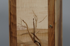 Walnut-Cabinet-with-Marquetry-Door